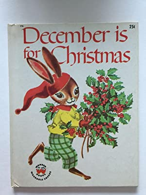 December is for Christmas: Scott, Ann and