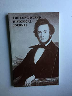 Long Island Historical Journal Vol. 2 No.: Wunderlich, Roger, editor