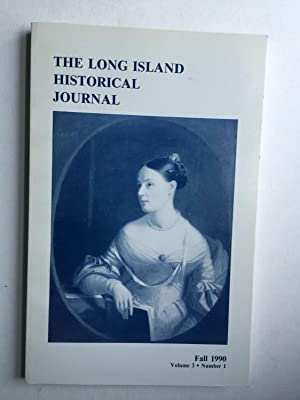 Long Island Historical Journal Vol. 3 No.: Wunderlich, Roger, editor