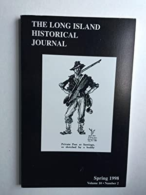 Long Island Historical Journal Vol. 10 No.2: Wunderlich, Roger, editor