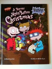 a rugrats night before christmas lewman david and illustrated by sergio cuan - Rugrats Christmas