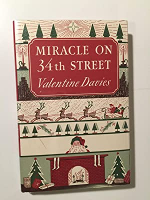 Miracle on 34th Street (Facsimile Edition): Davies, Valentine