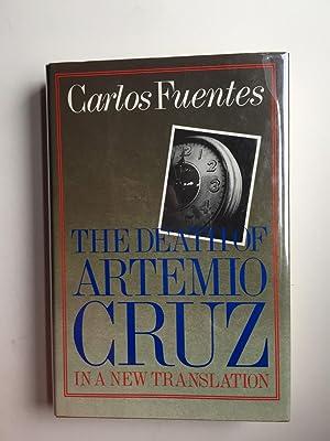 the death of artemio cruz The death of artemio cruz carlos fuentes 1889 artemio's birth born to a mulato slave, isabel cruz, and son of hacienda owner, atanasio menchaca raised by his uncle, lunero.