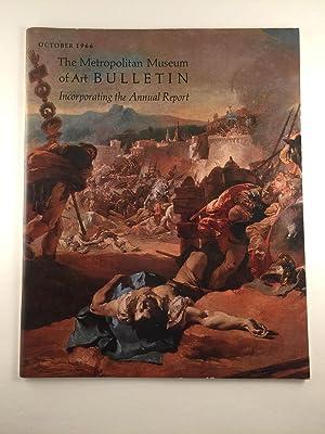 The Metropolitan Museum of Art Bulletin, Volume: Williams Jr., Gray