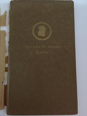 Excerpts From Plato's Republic: Plato