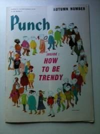 Punch Autumn Number INSIDE; HOW TO BE TRENDY 9 - 15 September 1970