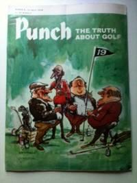 Punch THE TRUTH ABOUT GOLF 8-14 July 1970