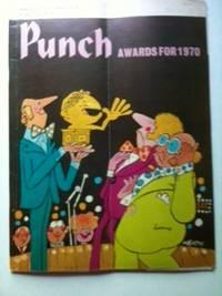 PUNCH AWARDS FOR 1970 18 - 22 DEC 1970