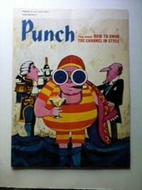 Punch This week: HOW TO SWIM THE CANNEL IN STYLE 21 - 27 JULY 1971