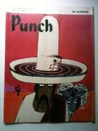PUNCH THE OLYMPIANS 9 OCTOBER 1968