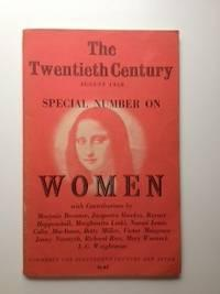The Twentieth Century August 1958 Special Number On Women