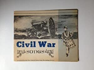 Civil War Songs: First United States