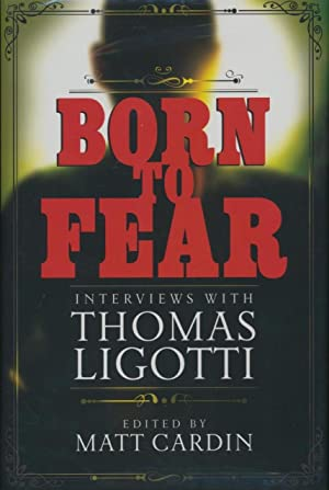 Born To Fear: Cardin, Matt (Editor)