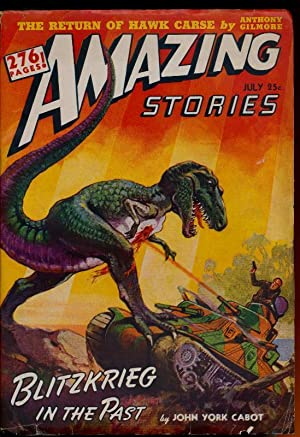 Amazing Stories, July 1942