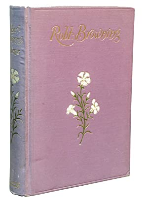 THE POEMS OF ROBERT BROWNING: Selected by the Author: BROWNING, Robert