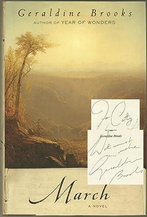 MARCH: A Novel: BROOKS, Geraldine