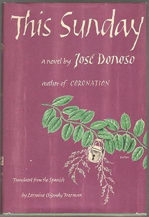 THIS SUNDAY: DONOSO, Jose