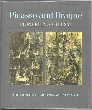 PICASSO AND BRAQUE: Pioneering Cubism: RUBIN, William