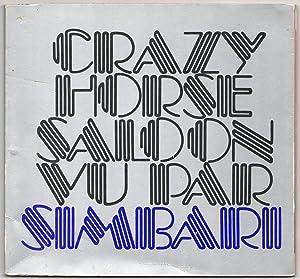 CRAZY HORSE SALOON VU PAR SIMBARI: SIMBARI, Nicola