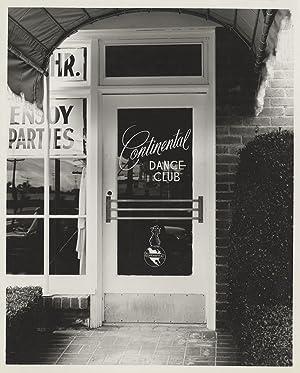 Photo Album Scrapbook of The Continental Dance Club]: Business]: [Dance Clubs]