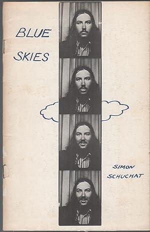 BLUE SKIES: SCHUCHAT, Simon