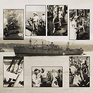 Collection of 9 Neptune Crawl Photographs]: WWII]: [Navy]