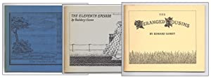 Three Books from the Fantod Press] THE DERANGED COUSINS - THE ELEVENTH EPISODE - [THE UNTITLED BOOK...