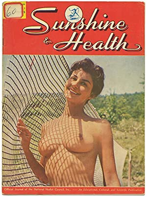SUNSHINE & HEALTH [Partial Run of 11 Issues]: Nudism]. BOONE, Ilsley [