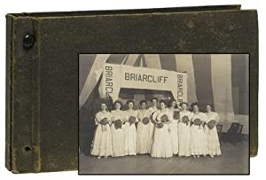 Original Photograph Album of Mrs. Dow's School for Girls in Briarcliff Manor, NY]: Women's ...