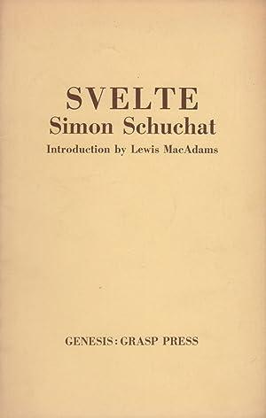 SVELTE: SCHUCHAT, Simon