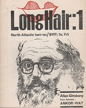LONG HAIR #1: North Atlantic Turn-On [Cover: MILES, Barry and