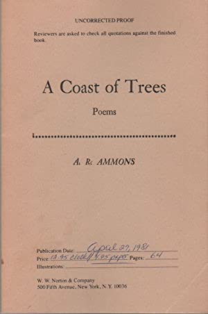 A COAST OF TREES: Poems