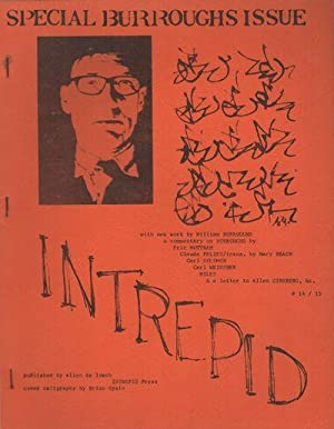 INTREPID #14/15 [Special Burroughs Issue] - Fall/Winter 1969/1970