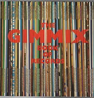 THE GIMMIX BOOK OF RECORDS: An Almanac: GOLDMANN, Frank; Klaus