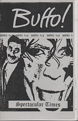 BUFFO: Amazing Tales of Political Pranks and Anarchic Buffoonery - No. (1/2): A New Edition Compl...