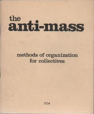 METHODS OF ORGANIZATION FOR COLLECTIVES