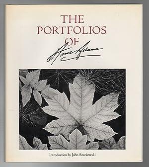 THE PORTFOLIOS OF ANSEL ADAMS: ADAMS, Ansel and