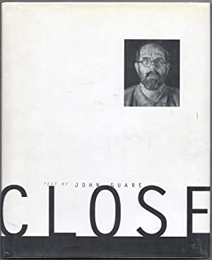 CHUCK CLOSE: Life and Work 1988-1995: CLOSE, Chuck (Artist) and John Guare (Text)