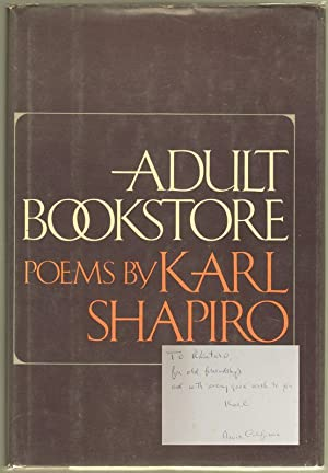 ADULT BOOKSTORE: SHAPIRO, Karl Jay
