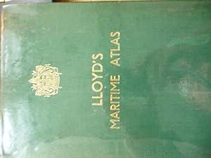 LLOYD's Maritime Atlas including A Comprehensive List: div. Autoren: