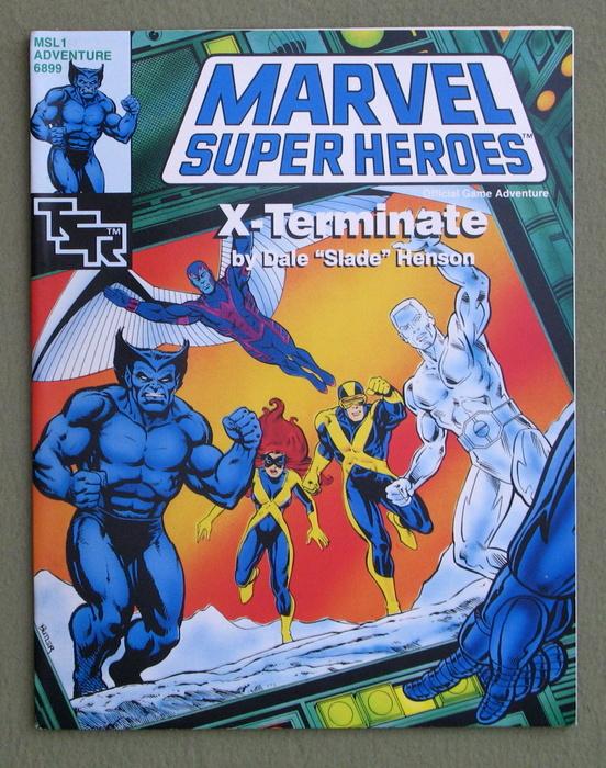 X-Terminate (Marvel Super Heroes Module MSL1) - Dale
