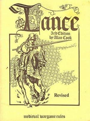 Lance Medieval Wargame Rules: Alan Cook