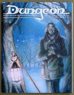 Dungeon Magazine, Issue 61