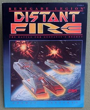 Distant Fire: The Battle For Gustaviv's Regret: Gressman, Thom &