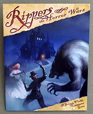 Rippers: The Horror Wars (A Savage Worlds
