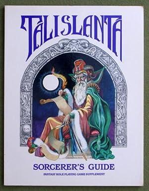 Talislanta Sorcerer's Guide: Stephen M. Sechi