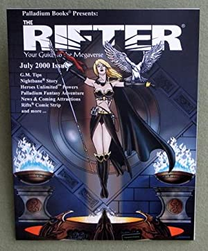 Rifter #11: Your Guide to the Megaverse