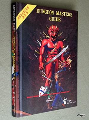 Dungeon Masters Guide (Advanced Dungeons & Dragons,: Gary Gygax