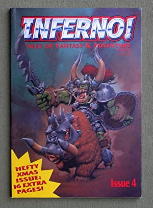 Inferno! Issue 4: Tales of Fantasy &
