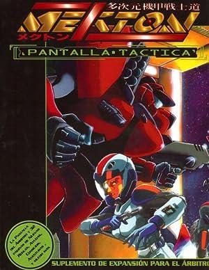Mekton: Pantalla Tactica